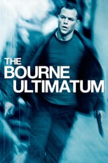 Plakat Ultimatum Bourne'a
