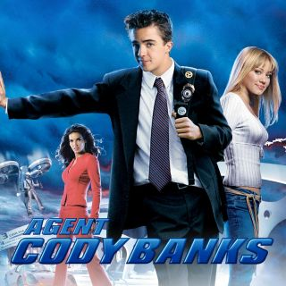 Agent Cody Banks w Showmax