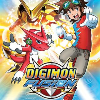 Digimon Fusion w Showmax