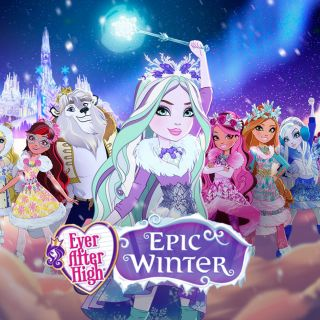 Ever After High – Epic Winter w Showmax