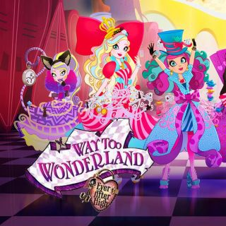 Ever After High – Way Too Wonderland w Showmax