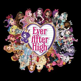 Ever After High w Showmax