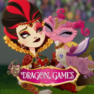 Ever After High - Smocze Igrzyska w Showmax