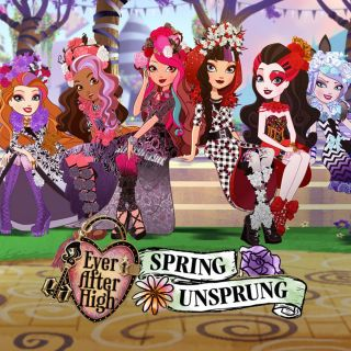 Ever After High - Spring Unsprung w Showmax