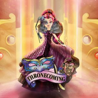 Ever After High - Thronecoming w Showmax