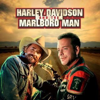 Harley Davidson and the Marlboro Man w Showmax