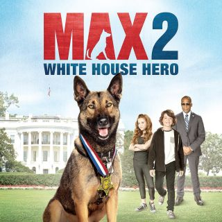 Max 2: White House Hero w Showmax