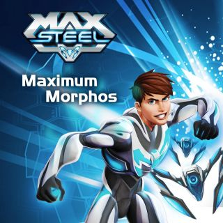 Max Steel - Maximum Morphos w Showmax