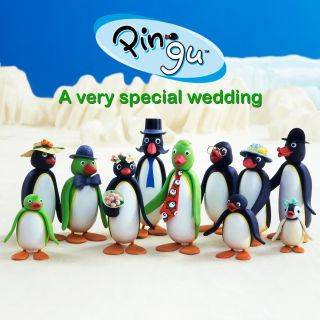 Pingu Family at the Wedding w Showmax