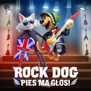 Rock Dog. Pies ma głos! w Showmax