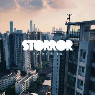 Storror Blog Parkour w Showmax