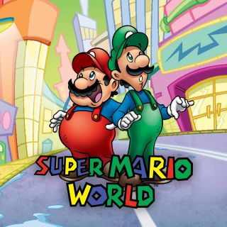 Super Mario World w Showmax