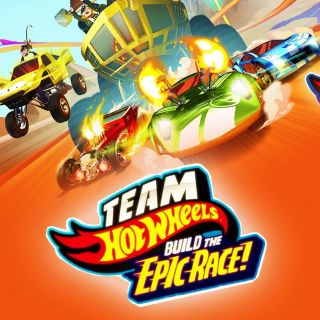 Team Hot Wheels: Build The Epic Race w Showmax