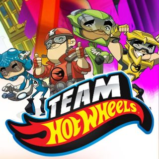 Team Hot Wheels: Skills To Thrill w Showmax
