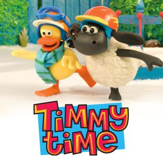 Timmy Time w Showmax