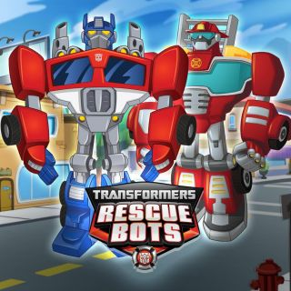 Transformers: Rescue Bots w Showmax